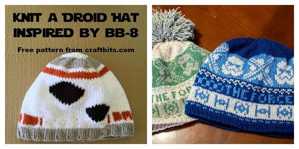 Celebrate Star Wars By Knitting A Hat Knitting