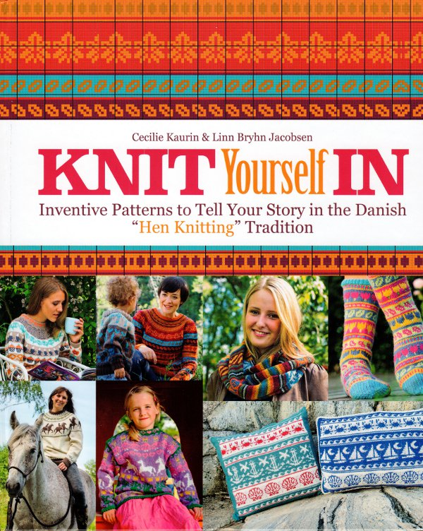 knit yourself in hen knitting book review