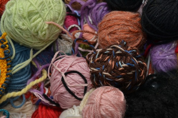 Get help getting your knitting life in order from WEBS