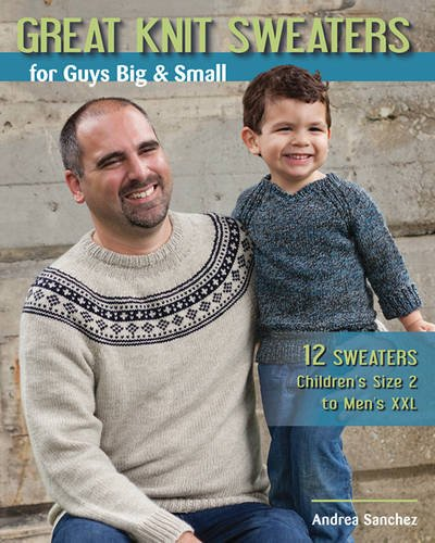 Great Knit Sweaters for Gusy Big and Small