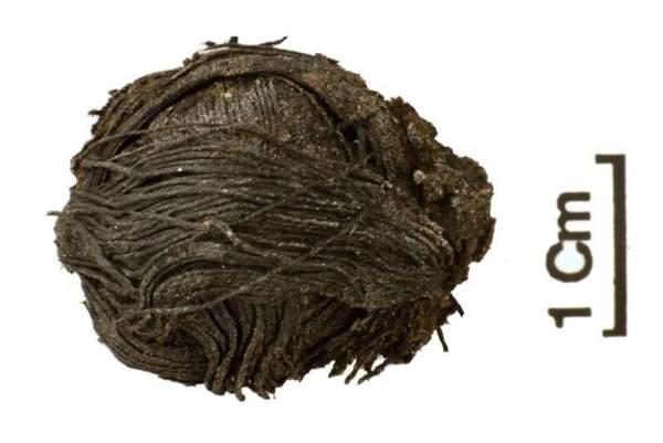 3,000 year old yarn found in England.