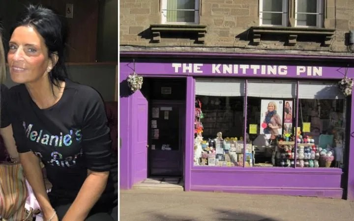 Road rager sentenced to knitting in Britain.