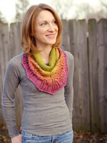 zuzu's petals cowl knitting pattern