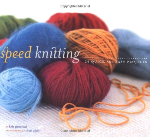 speed knitting book giveaway