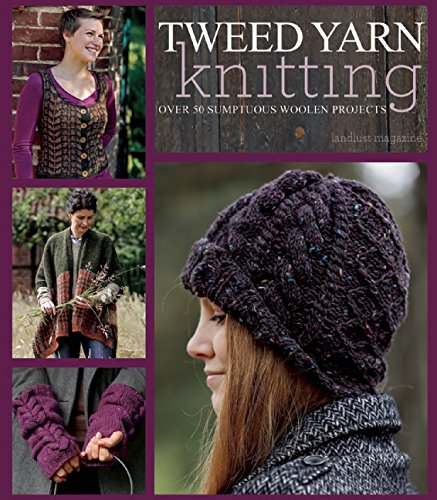 Tweed Yarn Knitting book review