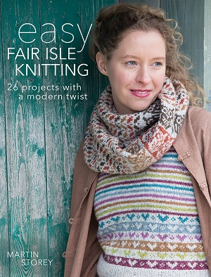 Easy Fair Isle Knitting book review