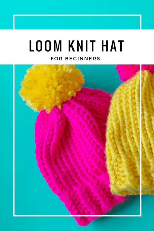 Knit A Simple Hat On A Knitting Loom Knitting