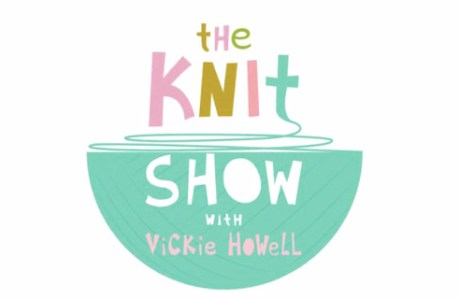 Vickie Howell is Crowdfunding for a Knitting Show