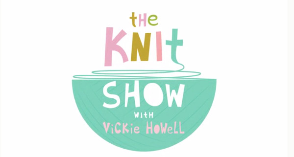 Vickie Howell seeks crowdfunding for online knitting show.