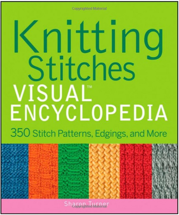 knitting stitches book giveaway