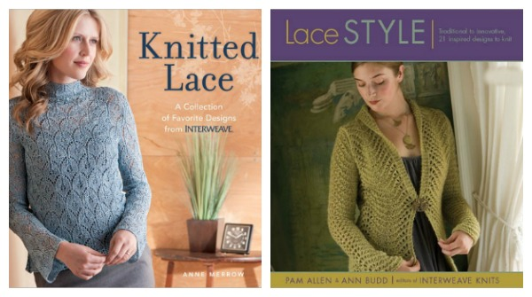 lace knitting books