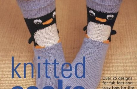 Want to Knit Some Cool Socks? This Book Could be Yours