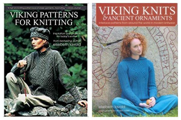 Knitting Books 2017 : Viking inspired knits from elsebeth lavold knitting