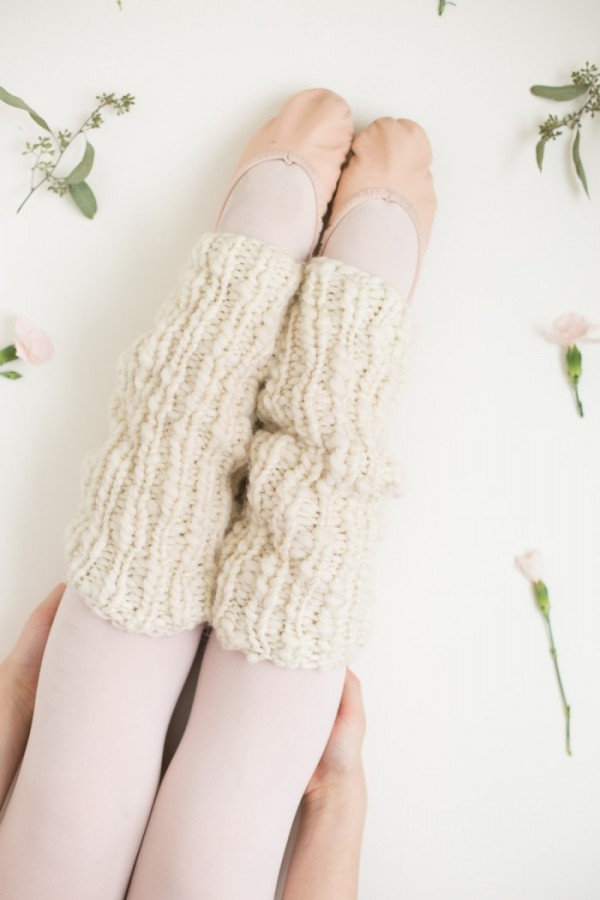 Time to Knit Some Leg Warmers