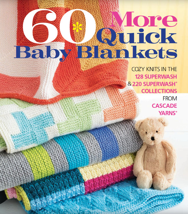 60 More Quick Baby Blankets review