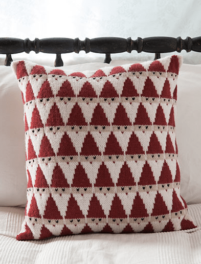 Quite Possibly the Cutest Christmas Pillow Ever