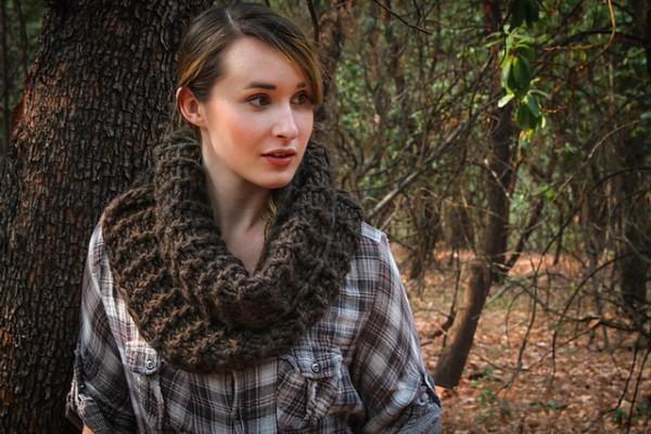 outlander cowl knitting pattern