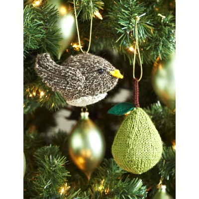 partridge and pear knitting patterns