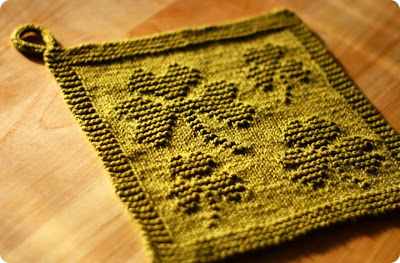 Pretty Cloths to Stitch for St. Patrick's Day