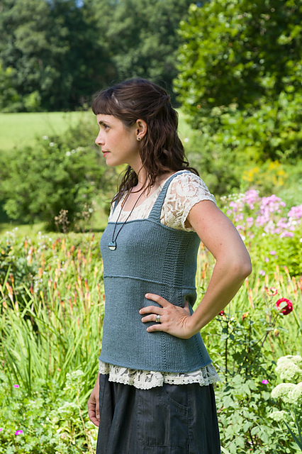 Yet Another Top for Spring I Really Want to Knit