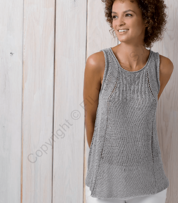 summer knit top katia magazine