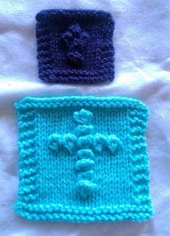 How to Knit a Pocket Prayer Cloth