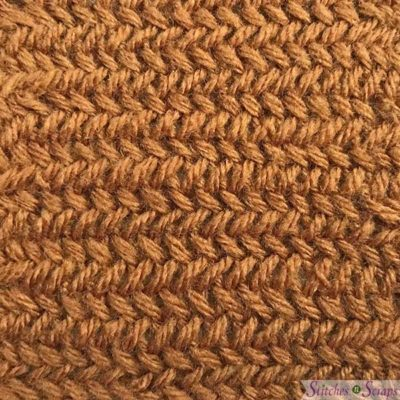 How To Knit Herringbone Stitch Knitting