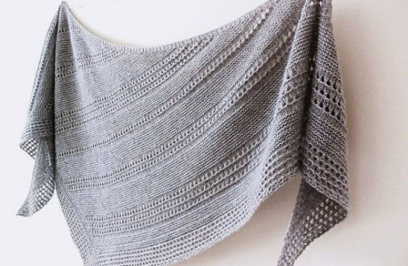 Another Awesome Asymmetrical Shawl