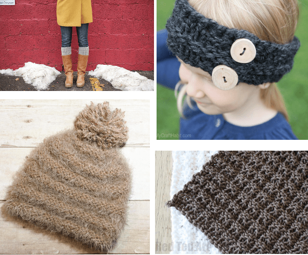 gift knitting pattern ideas