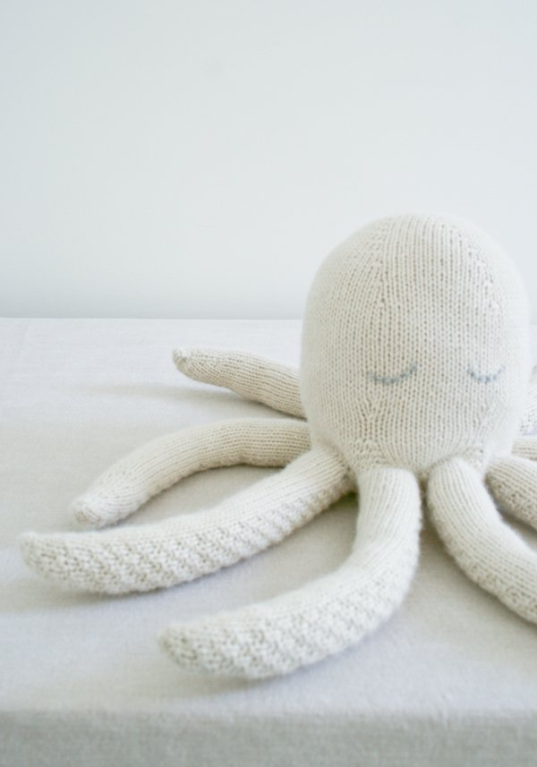 octopus knitting pattern