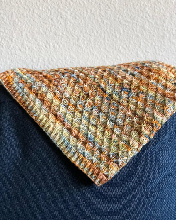 storyteller cowl knitting pattern