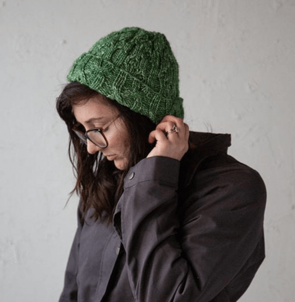 f04270de46c Cozy Up in the Conifer Cap – Knitting