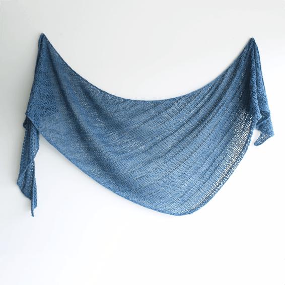 beach wrap knitting pattern