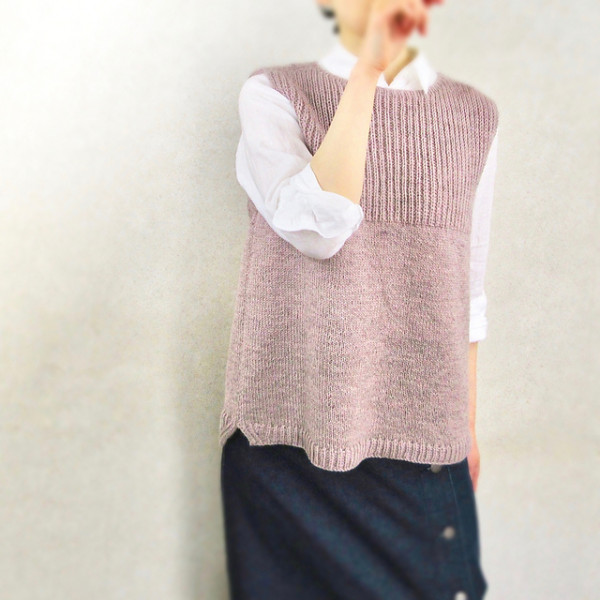 uraue knit top