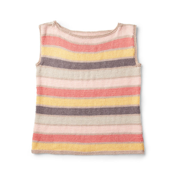 pantone stripe tank top