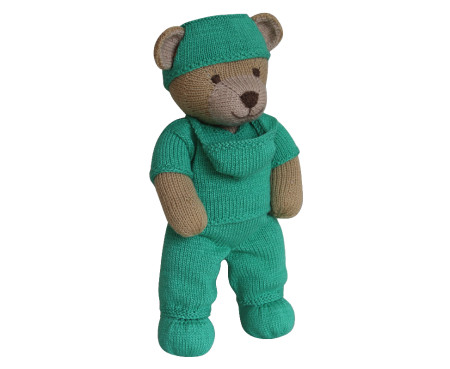 Ravelry: Charity Bear pattern by Lucy of Attic24 | 369x450