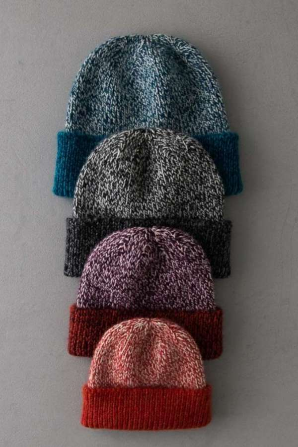Use This Free Knitting Pattern to Knit a Hat for You and ...