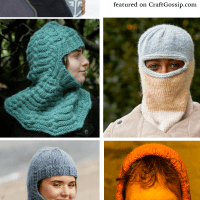 Balaclava Knitting Patterns