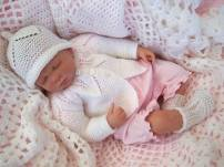 Knitted baby and child sweater patterns (211)