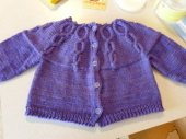 Knitted baby and child sweater patterns (269)