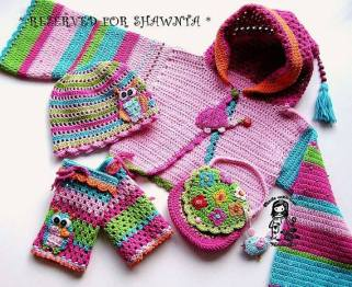 Knitted baby and child sweater patterns (278)