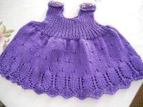 Knitted baby dress, vest, cardigan, sweater, overalls patterns (753)