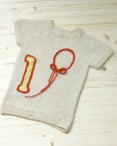 Knitted baby sweater, vest patterns (95)
