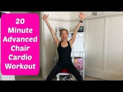 Chair Workout - Quick Chair Exercises (117)