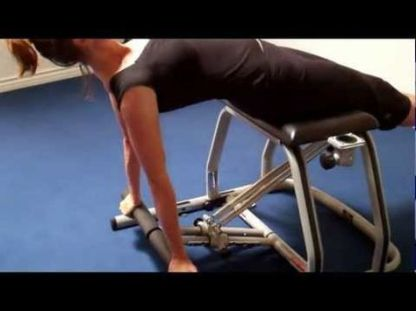 Chair Workout - Quick Chair Exercises (118)