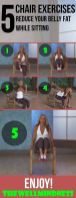 Chair Workout - Quick Chair Exercises (151)