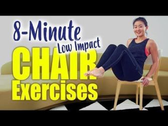 Chair Workout - Quick Chair Exercises (159)