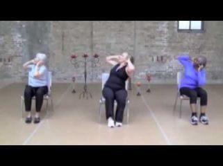 Chair Workout - Quick Chair Exercises (170)
