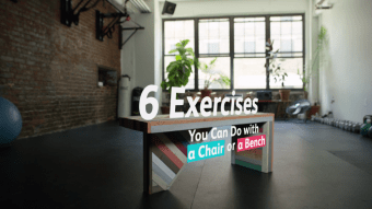 Chair Workout - Quick Chair Exercises (19)