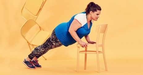 Chair Workout - Quick Chair Exercises (80)
